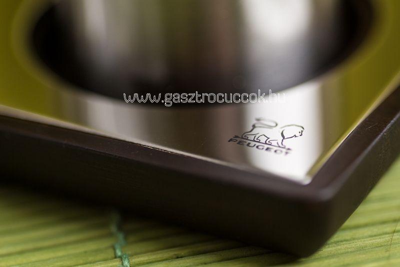"""""""Linea"""" menázs (bükk / inox) só- és borsőrlő szetthez - Peugeot"""