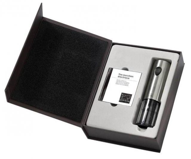 """""""Elis"""" elektromos dugóhúzó díszdobozban, inox - 20cm, Peugeot®"""