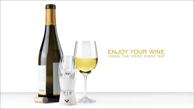 Vinturi® exkluzív fehérbor dekantáló