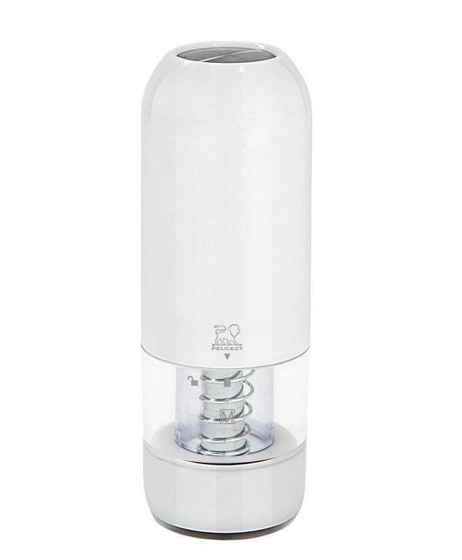 """""""Alaska"""" elektromos szerecsendió őrlő - fehér színben - 17cm, Peugeot®"""