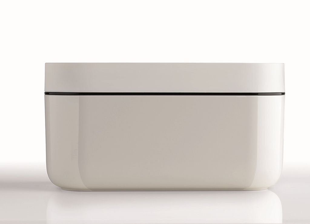 Lékué® Ice box jégkocka készítő és tároló, fehér