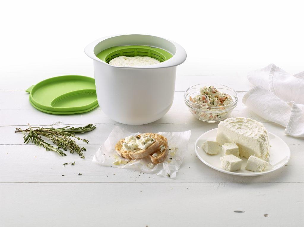 Lékué® friss sajt készítő