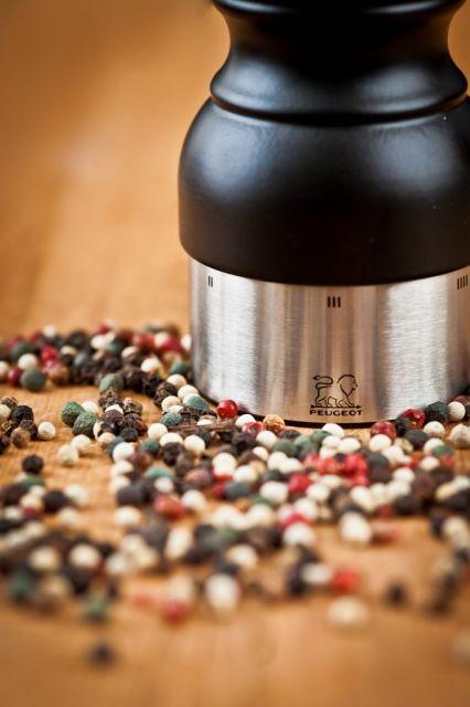 """""""Chateauneuf"""" u'Select® só- és borsőrlő SZETT - matt fekete, 30cm - Peugeot®"""