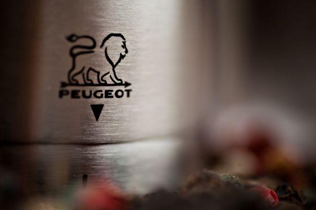 """Daman"" u'Select® borsőrlő - akril, 21cm - Peugeot®"