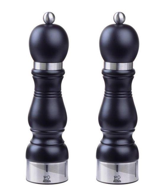 """""""Chateauneuf"""" u'Select® só- és borsőrlő SZETT - matt fekete, 23cm - Peugeot®"""