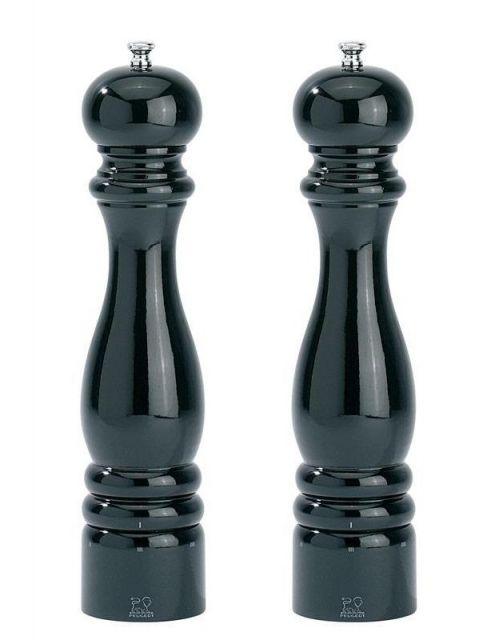 """""""Paris"""" u'Select® só- és borsőrlő SZETT - fekete lakk, 30cm, Peugeot®"""